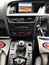 USED 2011 61 AUDI A5 2.0 TDI BLACK EDITION 2d 168 BHP