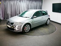 USED 2007 07 RENAULT MEGANE 2.0 RENAULTSPORT F1 TEAM R26 3d 225 BHP £0 DEPOSIT FINANCE AVAILABLE, AIR CONDITIONING, AUX INPUT,COMPUTER, ELECTRIC WINDOWS. FM/AM RADIO, RECARO UPHOLSTERY