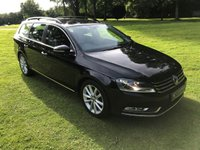 USED 2014 14 VOLKSWAGEN PASSAT 1.6 EXECUTIVE TDI BLUEMOTION TECHNOLOGY 5d 104 BHP ***EXCELLENT FINANCE AVAILABLE***FULL LEATHER INTERIOR**FULL SERVICE HISTORY**TIMING BELT+WATER PUMP REPLACED**
