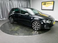 USED 2013 13 VOLKSWAGEN GOLF 2.0 GT TDI BLUEMOTION TECHNOLOGY DSG 5d AUTO 148 BHP £0 DEPOSIT FINANCE AVAILABLE, AUX INPUT, AIR CONDITIONING, BLUETOOTH CONNECTIVITY, CLIMATE CONTROL, DAB RADIO, ELECTRONIC PARKING BRAKE, SAT-NAV, STEERING WHEEL CONTROLS, TRIP COMPUTER