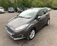USED 2017 17 FORD FIESTA 1.0 ZETEC ECOBOOST AUTOMATIC (100PS)