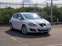 2011 SEAT LEON 1.6 CR TDI SE COPA 5d 103 BHP £4445.00