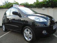 USED 2010 60 HYUNDAI I10 1.2 COMFORT 5d 77 BHP GUARANTEED TO BEAT ANY 'WE BUY ANY CAR' VALUATION ON YOUR PART EXCHANGE