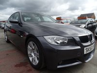 USED 2006 56 BMW 3 SERIES 2.0 320D M SPORT YEAR LONG MOT