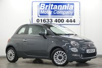 2016 FIAT 500 1.2 LOUNGE TOP LUXURY SPEC £6890.00