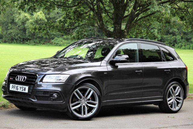 Used Audi cars in Cardiff from Cardiff Trade Sales