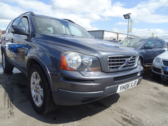 USED 2006 06 VOLVO XC90 2.4 D5 SE 5d AUTOMATIC 7 SEATER