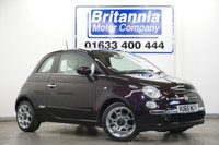 2015 FIAT 500 1.2 LOUNGE LUXURY SPEC MODEL  £4790.00