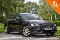 USED 2014 14 AUDI A4 1.8 AVANT TFSI SE TECHNIK 5d 168 BHP £0 DEPOSIT BUY NOW PAY LATER - NAVIGATION - PANORAMIC ROOF