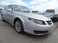 USED 2006 56 SAAB 9-5 2.0 T VECTOR SPORT 4d AUTOMATIC 150