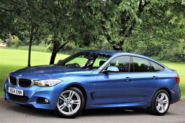 2015 64 BMW 3 SERIES 3.0 330D XDRIVE M SPORT GRAN TURISMO