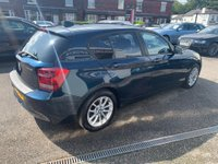 USED 2012 61 BMW 1 SERIES 2.0 120d SE 5dr BMW SERVICE HISTORY