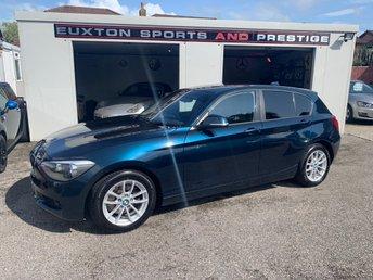 2012 BMW 1 SERIES 2.0 120d SE 5dr £7495.00