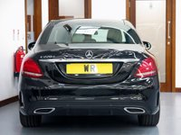 USED 2016 16 MERCEDES-BENZ C CLASS 2.1 C220d AMG Line (s/s) 4dr SAT NAV  + HEATED LEATHER
