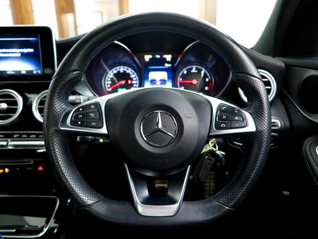 2016 Mercedes Benz C Class 2 1 C220d Amg Line S S 4dr