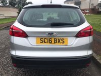 USED 2016 16 FORD FOCUS 1.5 TDCi Zetec (s/s) 5dr Free Tax ! F/D/S/H ! 1 Owner !