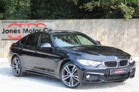 USED 2016 16 BMW 4 SERIES 2.0 420I XDRIVE M SPORT GRAN COUPE 4d 181 BHP SAT NAV PRO, FULL EATHER.