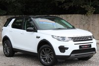USED 2016 66 LAND ROVER DISCOVERY SPORT 2.0 TD4 SE 5d AUTO 180 BHP. 7 SEATER **FULL LEATHER SEATS** **7 SEATER**