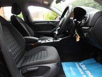 USED 2016 16 AUDI A3 2.0 TDI SE 5d 148 BHP 1 OWNER 64K FSH A/C VAT Q VGC