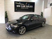 2008 BMW 3 SERIES 3.0 325D M SPORT 2d AUTO 195 BHP £8491.00