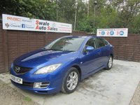 USED 2008 08 MAZDA 6 2.0 TS 5d 145 BHP FINANCE AVAILABLE FROM £21 PER WEEK OVER TWO YEARS - PLEASE SEE FINANCE LINK FOR DETAILS