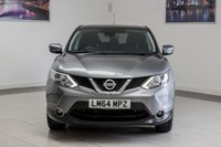 USED 2014 64 NISSAN QASHQAI 1.5 DCI ACENTA PREMIUM 5d 110 BHP August 2020 MOT & Just Been Serviced