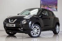 USED 2015 15 NISSAN JUKE 1.5 ACENTA DCI 5d 110 BHP AUGUST 2020 MOT & Just Been Serviced - £20 Tax a Year!