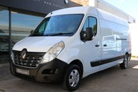 USED 2016 16 RENAULT MASTER 2.3 LM35 BUSINESS PLUS DCI S/R P/V 1d 125 BHP New clutch and dual mass - Great condition, 2 keys