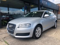 USED 2009 59 AUDI A3 2.0 TDI 5d AUTO 140 BHP One owner from new, Full Audi service history