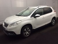 USED 2014 14 PEUGEOT 2008 1.2 ALLURE 5d 82 BHP FINANCE AVAILABLE FROM 7.9% APR