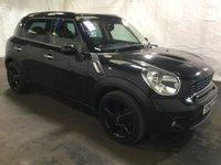 2012 MINI COUNTRYMAN 2.0 COOPER SD 5d AUTO 141 BHP £8500.00
