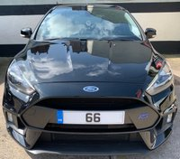 USED 2016 66 FORD FOCUS RS 2.3 ECOBOOST 5DR 345 BHP, LUX PACK REVERSE CAMERA/SENSORS & RECALL WORK COMPLETED