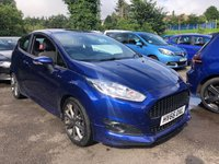 USED 2016 66 FORD FIESTA 1.0 ST-LINE 3d 124 BHP