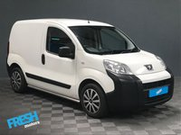 USED 2013 PEUGEOT BIPPER 1.2 HDI PROFESSIONAL  * 0% Deposit Finance Available