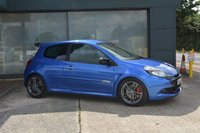 USED 2010 60 RENAULT CLIO 2.0 RENAULTSPORT 3d 197 BHP