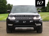 USED 2016 66 LAND ROVER RANGE ROVER SPORT 3.0 SDV6 HSE 5d AUTO 306 BHP