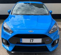 USED 2017 17 FORD FOCUS RS 2.3 ECOBOOST 5DR 345 BHP, WINTER PACK & GHOST IMMOBILISER NOW SOLD - SIMILAR VEHICLES WANTED
