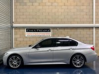 USED 2017 67 BMW 3 SERIES 3.0 330d M Sport Saloon 4dr Diesel Auto (s/s) (258 ps) +FULL SERVICE+WARRANTY+FINANCE