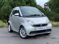 USED 2013 63 SMART FORTWO 1.0 PASSION MHD 2d AUTO Genuine Low Mileage | Long Mot