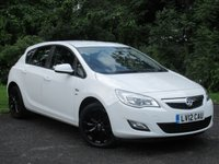 USED 2012 12 VAUXHALL ASTRA 1.4 ACTIVE 5d * 128 POINT AA INSPECTED * 12 MONTHS FREE AA MEMBERSHIP * BLUETOOTH *
