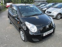 USED 2009 59 SUZUKI ALTO 1.0 SZ3 5d 68 BHP LOW TAX LOW INSURANCE LOW MILEAGE