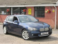 2011 BMW 1 SERIES 118D URBAN (ONLY £30 ROAD TAX) 5dr £5490.00
