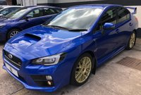 USED 2016 16 SUBARU WRX 2.5 STI TYPE UK 4DR 300 BHP 4WD, 1 OWNER, UPGRADED EXHAUST RESERVED