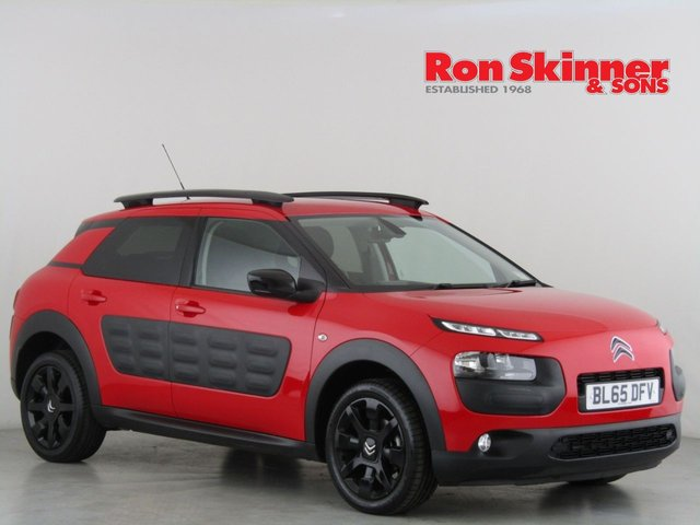 View our 2015 65 CITROEN C4 CACTUS 1.2 PURETECH FLAIR 5d 80 BHP