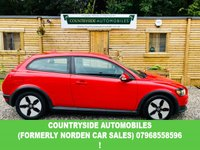 USED 2009 59 VOLVO C30 1.6 D DRIVE S 3d 109 BHP Here we have a lovely example of a one former keeper Volvo C30 1.6 Drive S, finished in bright red with Alloy wheels with all good tyres (5mm +). comes with a full service history with 10 stamps in total, 2 keys full bookpack,ABS , Central locking,Electric windows, climate control, and central locking.Only £30 a year road tax and boasts a superb combined MPG of 64.2. Looks and drives superb and represents fantastic value for money.