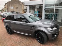 USED 2014 LAND ROVER RANGE ROVER SPORT 3.0 SDV6 HSE DYNAMIC 5d AUTO 288 BHP