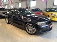 USED 2012 62 BMW 1 SERIES 2.0 118D M SPORT 2d 141 BHP