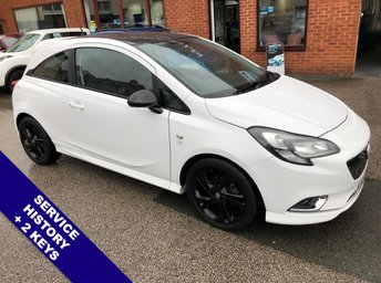 2015 VAUXHALL CORSA 1.2 LIMITED EDITION 3DOOR 69 BHP £6250.00