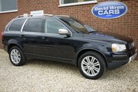 USED 2010 59 VOLVO XC90 2.4 D5 EXECUTIVE AWD 5d AUTO 185 BHP