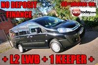 2012 CITROEN DISPATCH 2.0 1200 L2H1 HDI 126 BHP £5500.00